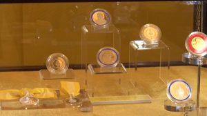 จองเหรียญพระราชพิธีบรมราชาภิเษกวันแรก 121 ล้าน