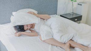 5 สาเหตุที่ทำให้นอนไม่หลับ