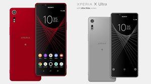 ภาพคอนเซ็ปต์ Sony Xperia X Ultra หน้าจอยาวพิเศษขนาด 6.45 นิ้ว กล้อง 19 ล้านพิกเซล