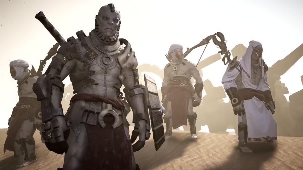 [ตัวอย่างเกม] Black Desert Online อัปเดตแผนที่บาเลยเซีย Part 2