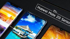 เอาให้จุใจ! รีวิว HuaweiMate 20 Series เรือธงตัวใหม่ กับสมญา สมาร์ทโฟนแห่งอนาคต