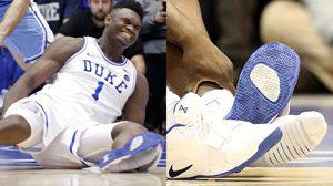 หุ้น Nike ดิ่งเหว หลังนักกีฬาที่ใส่แบรนด์ดังต้องออกออกจากการแข่งขันเพราะ รองเท้าแหก!!