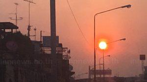 อุตุฯ เผยไทยตอนบนร้อน อีสานล่าง ตอ.กลางฝนฟ้าคะนอง
