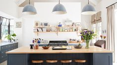 ไอเดีย แต่งห้องครัว หลากสไตล์สวยปังและน่าใช้งานสุดๆ