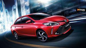 Toyota Vios รุ่นปรับปรุงใหม่ ความคุ้มค่าที่ตอบโจทย์ทุกไลฟ์สไตล์ เริ่ม 6.09 แสนบาท
