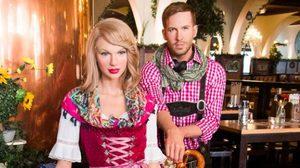 อดีตคู่รัก Taylor Swift – Calvin Harris กลับมาเคียงข้างกันอีกครั้ง!?