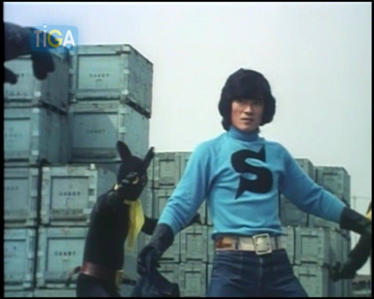 Masked Rider Stronger ตอนที่ 12-1