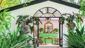ปั้นศิลป์เสพสวน บ้านหลังน้อย ในสวนสวย