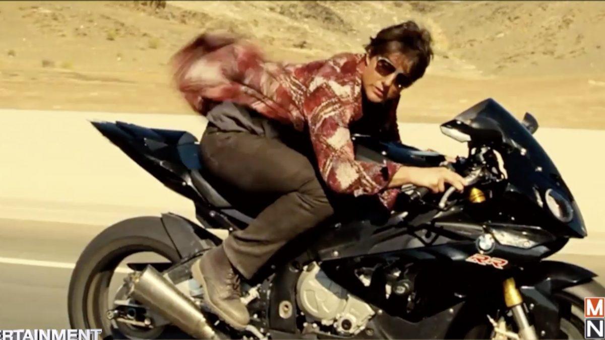 Mission: Impossible – Rogue Nation หนังสายลับแอ็คชั่นที่ไม่ควรพลาด