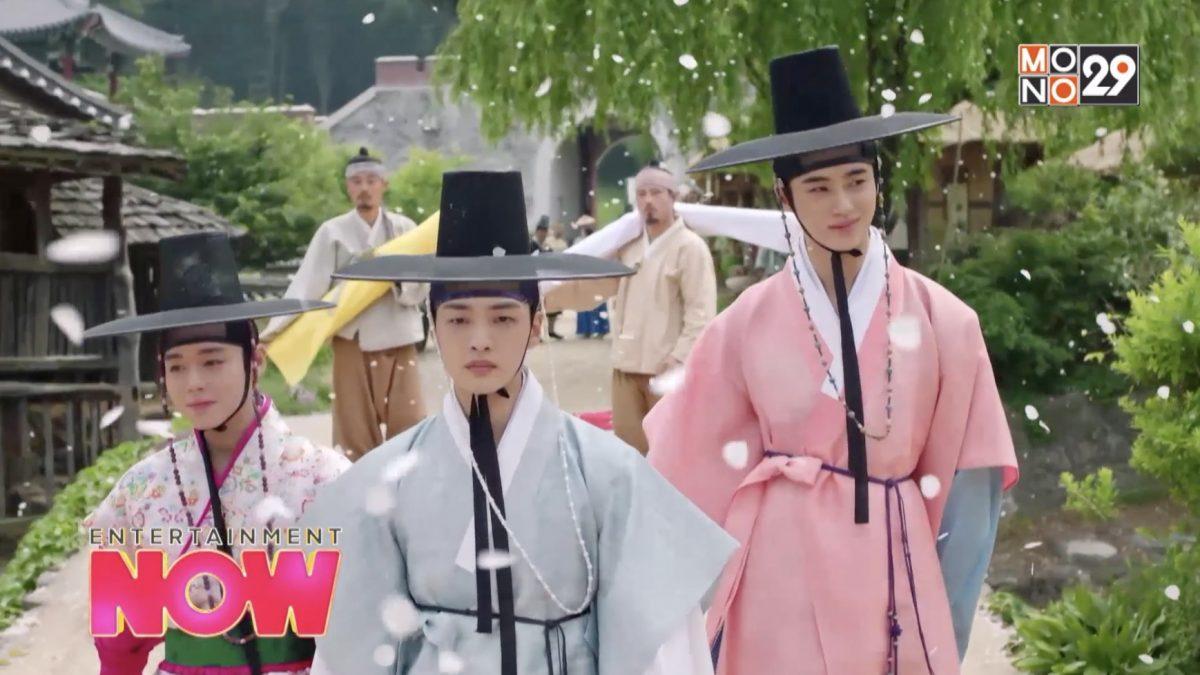 ซีรีส์ย้อนยุคสุดแหวก Flower Crew: Joseon Married Agency