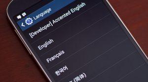 วิธีเปลี่ยนภาษาบนสมาร์ทโฟน Android OS อย่างง่าย