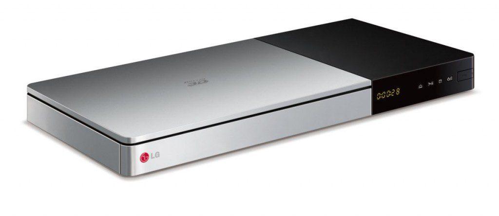 LG 4K Ultra HD 3D Blu-ray_ Player - BP740 - 2