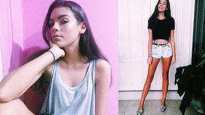 คาร่า น้องสาว เจสซี่ The Face Thailand 2