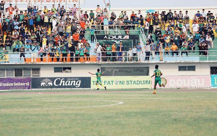 ฟุตบอลปัตตานีลุ้นเลื่อนชั้นหนแรกในรอบ11ปี
