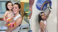 สั่นกระดิ่งชนะโรค! เด็กน้อยวัย 4 ขวบต่อสู้กับมะเร็งมานาน 2 ปี จนเอาชนะมันได้แล้ว