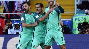 ผลบอล : เจ็ทโด้ โขกนำชัย!! โปรตุเกส เฉือนหวิว รัสเซีย 1-0 ผงาดฝูง คอนเฟดฯ กลุ่มA