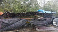 จนท.เร่งระบายน้ำช่วยสวนส้มโอเมืองคอน เหลือพื้นที่น้ำท่วม 1,000 ไร่