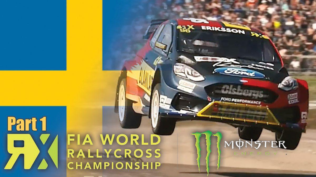 FIA World Rallycross Championship 2018 | การแข่งขันรถแรลลี่ ประเทศสวีเดน (Part1)