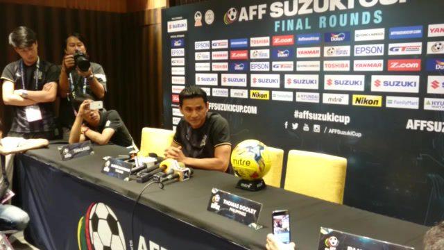 ซิโก้ พูดถึงโปรแกรมแข่งขันในปีหน้า ซึ่งจะมีผลต่ออันดับฟีฟ่า ทีมชาติไทย