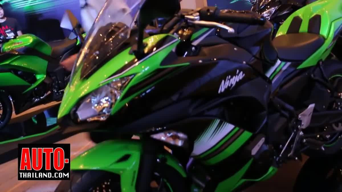 Kawasaki Ninja 650 2016