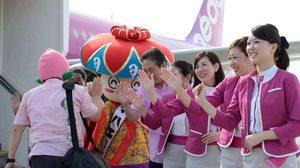 สายการบิน PEACH ของญี่ปุ่น เตรียมเปิดเส้นทางบินตรง โอกินาว่า-กรุงเทพฯ ปีหน้า!