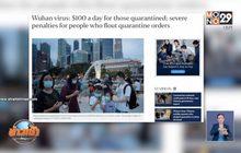 สิงคโปร์ผุดแผนสู้ไวรัส-แจกเงินผู้ถูกกักตัว 100 ดอลล์