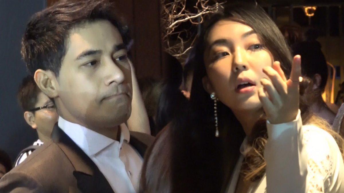 ดูชัดๆ นี่ไงสาวเกาหลี แฟน!! โอม อัชชา