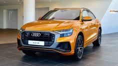 Audi ประเทศไทย ลงทุนกว่าพันล้านบาท เปิดสำนักงานใหญ่ พร้อมชิงเปิดตัว Audi Q8