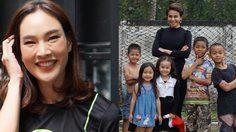ซาร่า พัญษร แม่เลี้ยงเดี่ยวตัวแม่ชวนคนดังร่วม วิ่ง-เต้น การกุศล หาเงินเข้ามูลนิธิเพื่อแม่เลี้ยงเดี่ยวและเด็กกำพร้า
