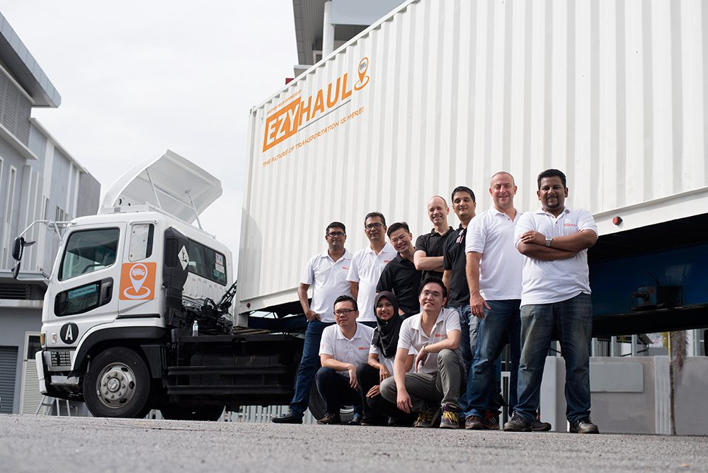 EZYHAUL RAISES SERIES B ROUND OF THB 490 MILLION TO ACCELERATE GROWTH AND ADOPTION OF ITS DIGITAL FREIGHT AND LOGISTICS MANAGEMENT SOLUTION ACROSS SOUTH ASIA