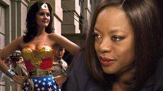 Wonder Woman ไอดอลของฉัน!! ไวโอลา เดวิส พูดถึงความประทับใจในวัยเด็กที่มีต่อซูเปอร์ฮีโร่สาว