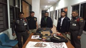 บุกจับโจ๋วัย 17 ปี เย้ยกฎหมาย ทำระเบิดขายให้นักเรียนอาชีวะ