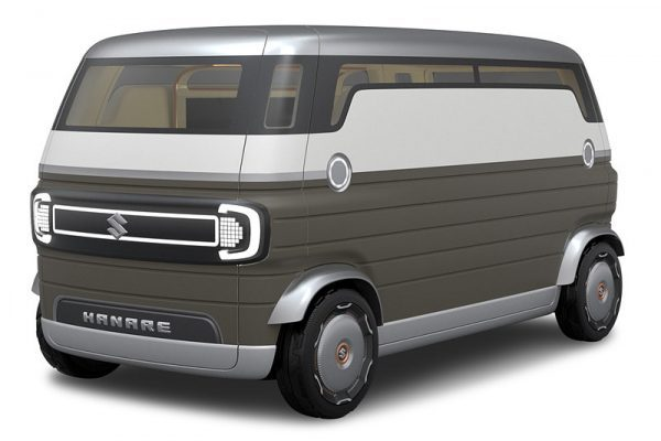 Suzuki HANARE Concept