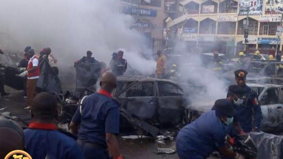 เหตุระเบิดโจมตีมัสยิดในไนจีเรีย ดับ 50 คน