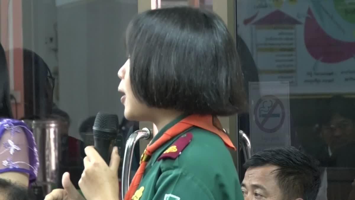 นักเรียน-ชาวบ้าน ร้องผู้ว่าฯศรีสะเกษ หลังทนเหม็นขี้หมูมานาน 6 ปี ทำป่วยระนาว