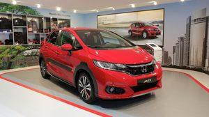 Honda Jazz X-Road 2018 ใหม่ อวดโฉมแล้วที่งาน Geneva Motor Show 2018