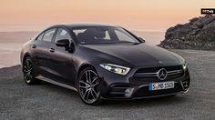 Mercedes-Benz CLS 2019 ขึ้นสายผลิตในเดือนมกราคม 2019 ด้วยราคา 2.3 ล้านบาท