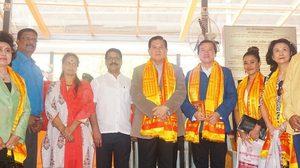 แอน มิตรชัย ปลื้ม!  ร่วมเดินทางกับคณะรัฐบาล สานสัมพันธ์ไทย-อินเดีย