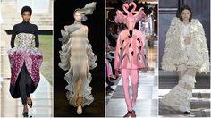 ธรรมดาโลกไม่จำ! อย่าหาความเรียบง่ายจาก Haute Couture 2018