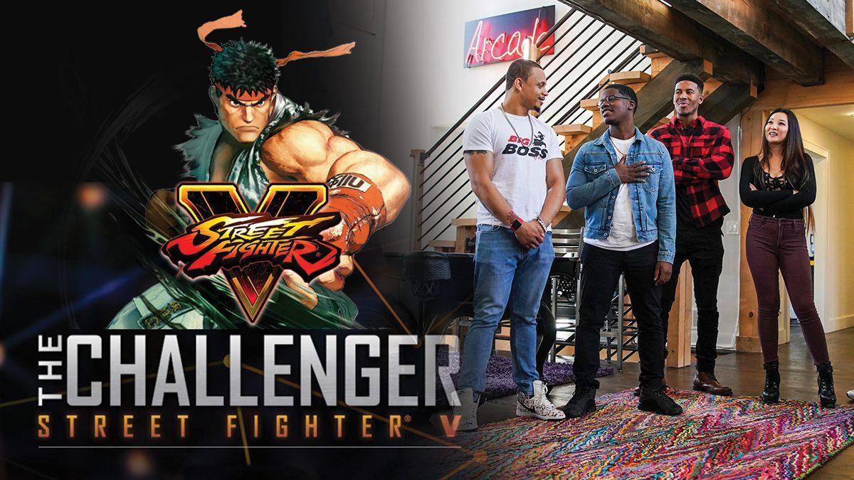 การแข่งขัน Eleague The Challenger Street Fighter V 2018 | เปิดบ้าน Eleague EP.1 [FULL]