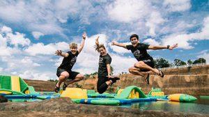 ไปเที่ยวกัน! โดดน้ำ-พายเรือชิลๆ ที่สวนน้ำแกรนด์แคนยอน จ.เชียงใหม่