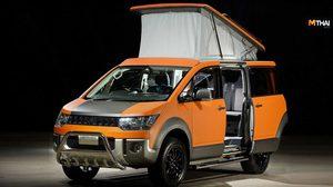 เมื่อ Mitsubishi Delica D:5 Terrain 2019 ใหม่ กลายเป็นรถบ้าน