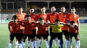 มากกว่าหนึ่ง! 3 แข้งไทยช่วย ปาโร ถล่มคู่แข่ง 4-0 ประเดิมลีกภูฏาน
