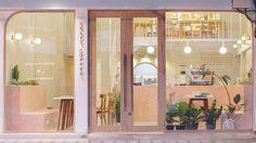 Latte'tude Coffee CNX ร้านกาแฟเปิดใหม่พิกัดถนนท้ายวัง จ.เชียงใหม่