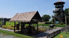 One Day Trip กิน เที่ยว สุดฟิน อินเมืองรอง จ.สุพรรณบุรี
