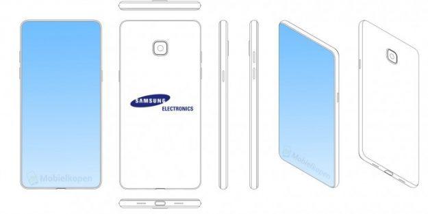 สรุปดีไซน์ Samsung S10 ใช้หน้าจอ Infinity Display สแกนนิ้วบนหน้าจอ