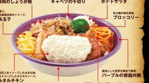 "Attack on Bento!! เผยโฉมข้าวกล่องกลางวัน ""ไททัน""!!"