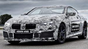 BMW M8 จะมาพร้อมกับขุมพลังที่เหนือกว่า M5