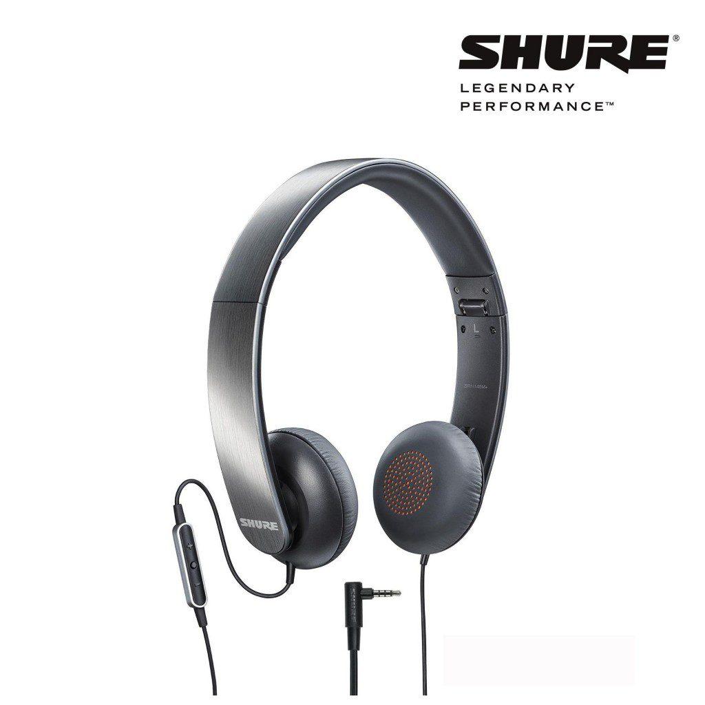 SHURE_SRH145m+_LOGO