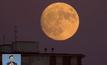 """""""ซุปเปอร์มูน"""" ปรากฏการณ์พระจันทร์เต็มดวง"""